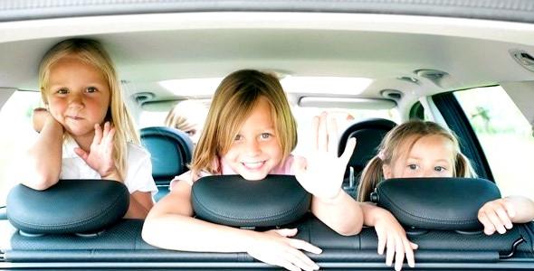 5 Способів «подружити» дітей з вашою машиною фото