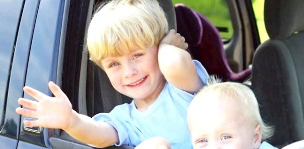 7 Плюсів сімейного автотуризму