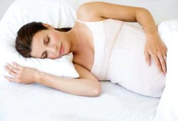 Болить лівий бік при вагітності