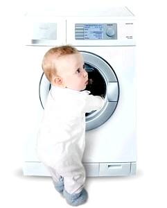 Чим прати дитячу білизну?