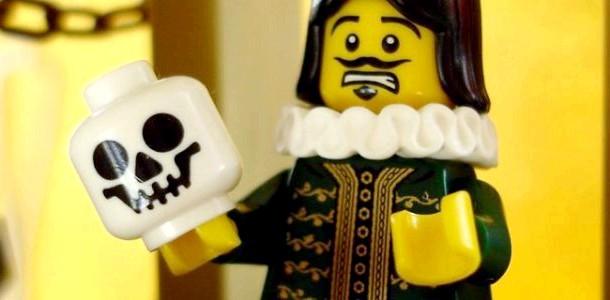 Що буде, якщо шедеври літератури стануть Lego? (Фотопроект) фото