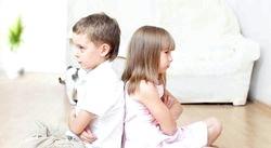 Що робити, якщо лаються брат і сестра?