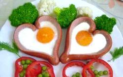 Що можна зробити з яєць? Кращі рецепти фото
