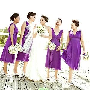 Що надіти на весілля?