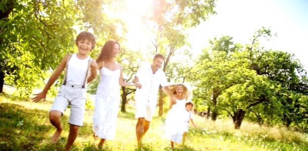 Що треба встигнути зробити цього літа всією сім'єю