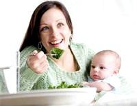 продукти харчування, які можна їсти після пологів