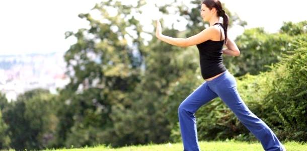 Цигун - комплекс для заспокоєння (відео)