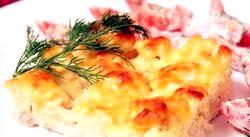 Цвітна капуста з куркою. Кращі рецепти