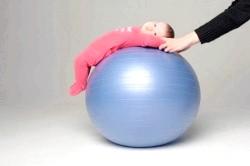Фітбол для немовлят
