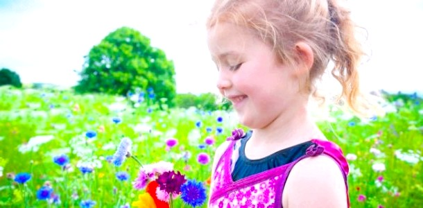 ФОТОгалерея: діти-квіти