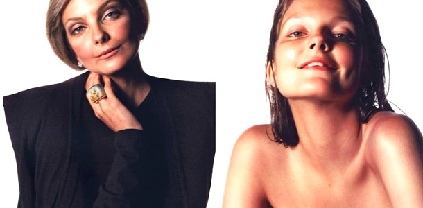 ФОТОексперімент Vogue: від 10-річної дівчинки до 60-річної жінки
