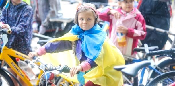 ФОТОзвіт: всеукраїнський «Велодень»