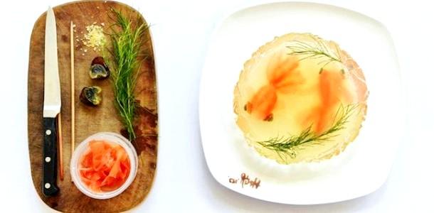 ФОТОпозітів: картини з їжі