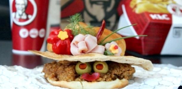 ФОТОпозітів: креативні сендвічі-монстри