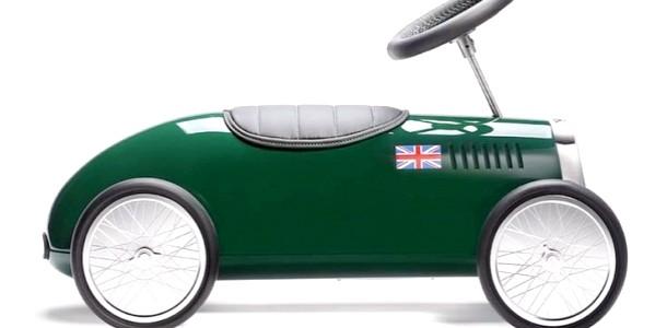 Хочу таке: автомобіль Bentley для дітей (ФОТО)