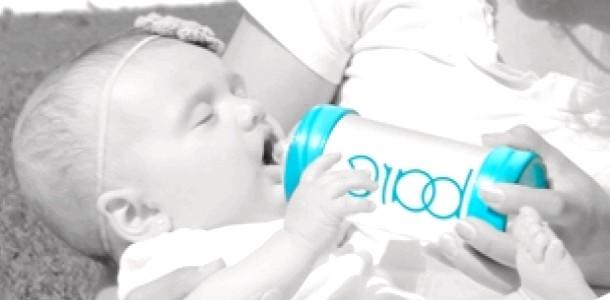 Хочу таке: пляшечка для годування, що імітує мамині груди (ФОТО)