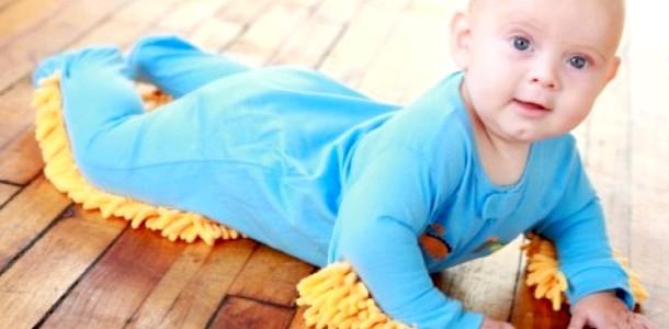 Хочу таке: комбінезон для немовляти в допомогу мамі (ФОТО, відео)