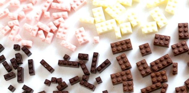 Хочу таке: шоколадки LEGO від дизайнера Акіхіро Міцуучі (ФОТО)