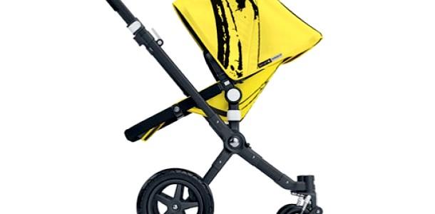 Хочу таке: «зіркова» коляска Bugaboo від Енді Уорхола (ФОТО) фото