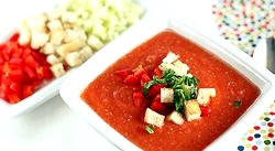 Холодні супи. Гаспачо