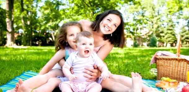Як організувати годування однорічної дитини на дачі фото
