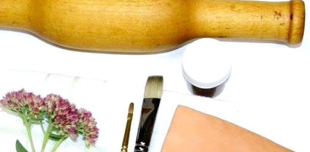 Школа DIY для батьків: картина з солоного тіста