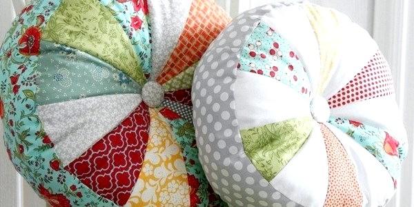 Школа DIY: плоска диванна подушка