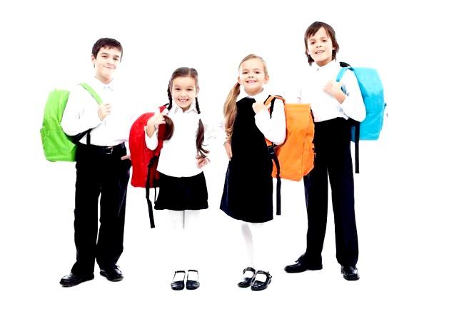 Шкільна форма: модні тенденції 2013 (Фото)