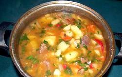 Соус з куркою і овочами. Рецепт з покроковими фото фото