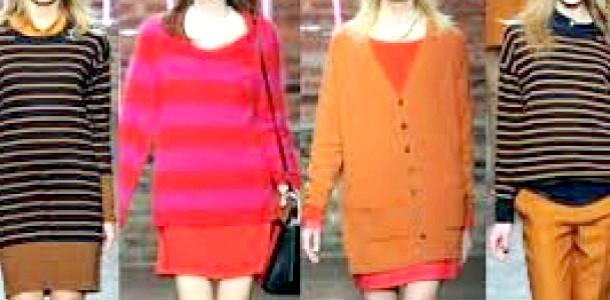 Стильна мама: вибираємо светр за типом фігури (відео)