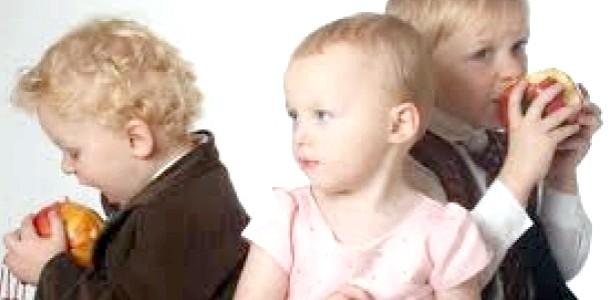 Доля дитини залежить від черговості його народження в сім'ї