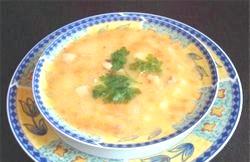 Суп гороховий з яловичиною