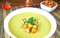 Суп - пюре з кабачків