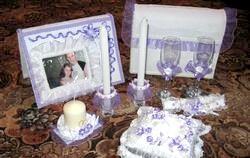 Весільні прикраси своїми руками