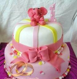 Торти дитячі для дівчаток