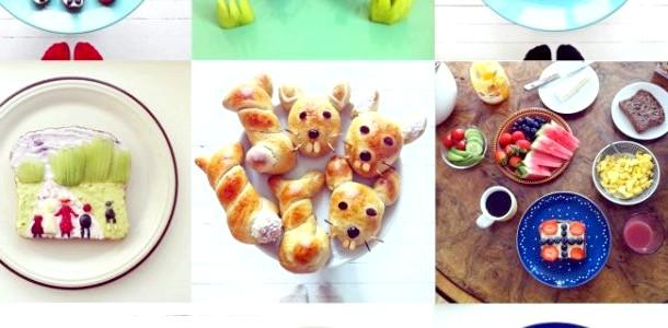 Творчий сніданок: мистецтво на тарілці (ФОТО)