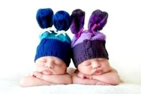 У кого найчастіше народжується двійня