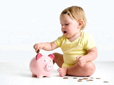 Виплати при народженні дитини в 2012 році