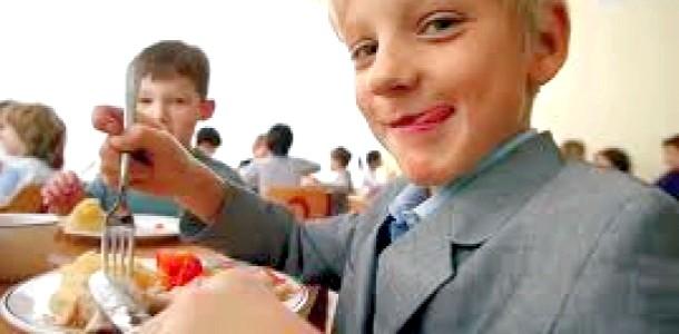 Чим повинен обідати школяр фото