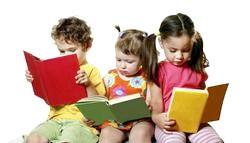Що читати дитині в годик? фото
