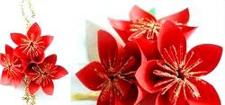Квіти своїми руками з паперу