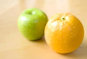 Яблучно-апельсинова дієта фото