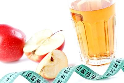 Яблучний оцет для схуднення фото