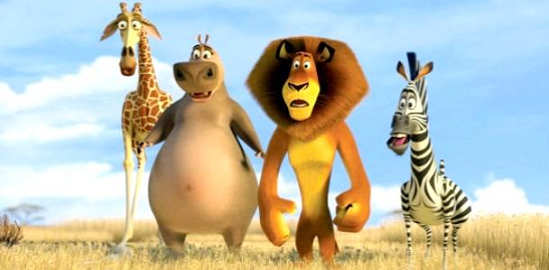 Яскраві кадри і фрази з мультика «Мадагаскар» (ФОТО)