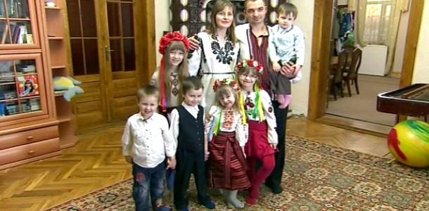 Шість дітей вирішили перевиховати свого батька (відео)
