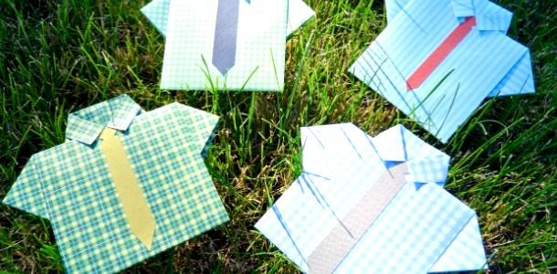 Школа DIY: оригінальна листівка до Дня батька