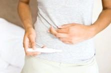 Позаматкова вагітність і тест на вагітність фото